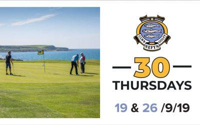 The '30 Thursdays'